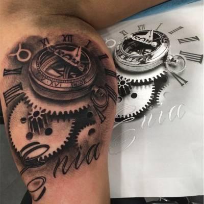 Gero Suarez Seven Arts Tattoo Piercing Figueres Girona